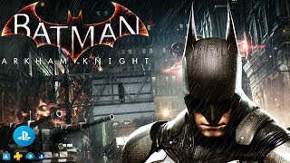 Batman Arkham Knight - Scarecrow`s Satellite Hidden Scarecrow Locations - PS4 Gameplay