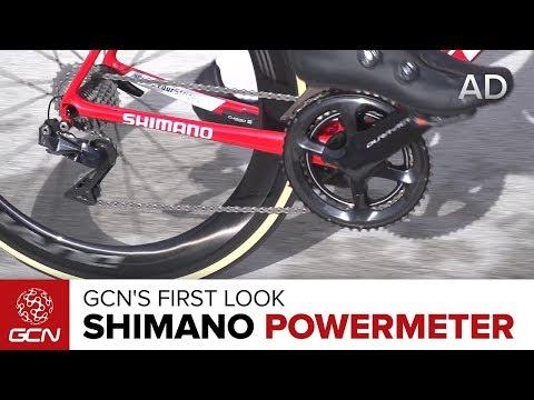 Shimano R9100-P Powermeter - GCN's First Look