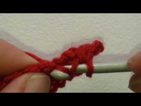 How To Crochet Half Treble Stitches (Half Double Crochet Stitches In The US)