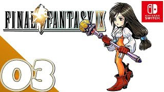 Final Fantasy 9 [Switch] - Gameplay Walkthrough Part 3 Village of Dali - No Commentary