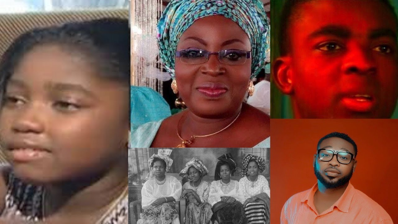 Download WATCH 10 Yoruba Actresses/Actors You Never Knew Started As Child Stars
