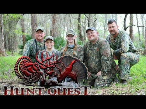 Hunt Quest with Scott Ellis S1E1 FIRST TIMERS