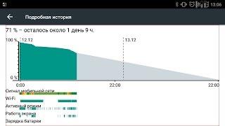 видео Почему быстро садится батарея на Android, что делать и как уменьшить расход аккумулятора