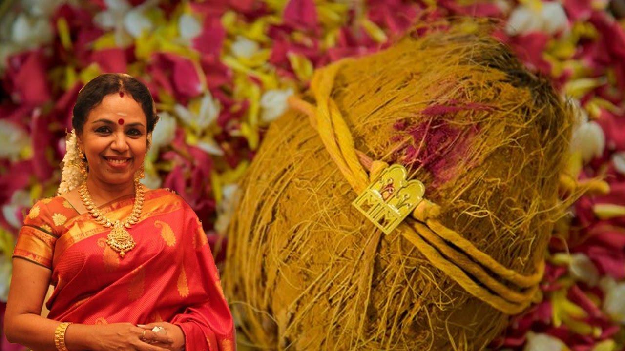 Wedding Video Songs.கல ய ண ப டல கள Wedding Songs In Tamil Gowri Kalyana Vaibhogame Sudha Ragunathan