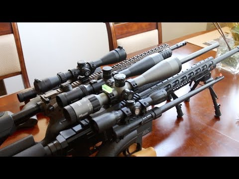$20 Rifle Scope VS. $1,000 Rifle Scope - Worth It?