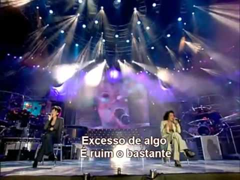 Spice Girls - Too Much (Live At Wembley) Portuguese Subtitle Legendado Português