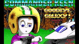 Game Quickie - Commander Keen 4