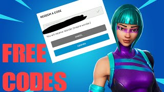 Fortnite Wonder Skin Codes! (Free exclusive skins!)