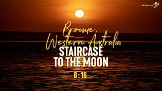Staircase to the Moon | Live from Aus, Broome
