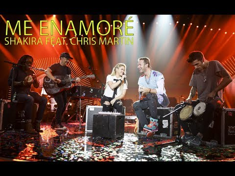 Me Enamoré - Shakira (Live From Global Citizen Festival)