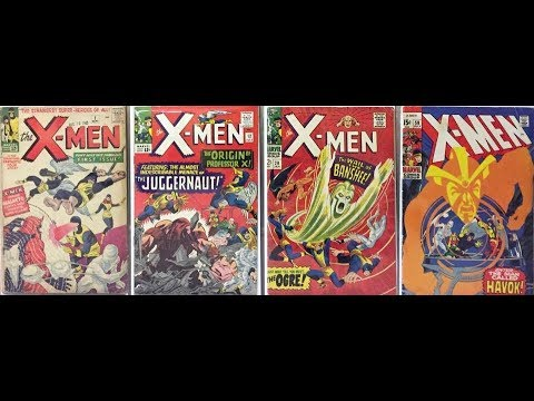 X-Men Vol. 1 Complete Collection!  All Silver Age Issues 1-66 Complete Run!  GRAIL RUN!