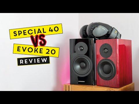 Dynaudio Special 40 VS Dynaudio Evoke 20 REVIEW
