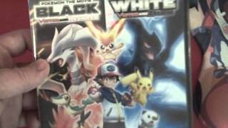 Anime DVD Collection Update April 3rd, 2012 Part 1