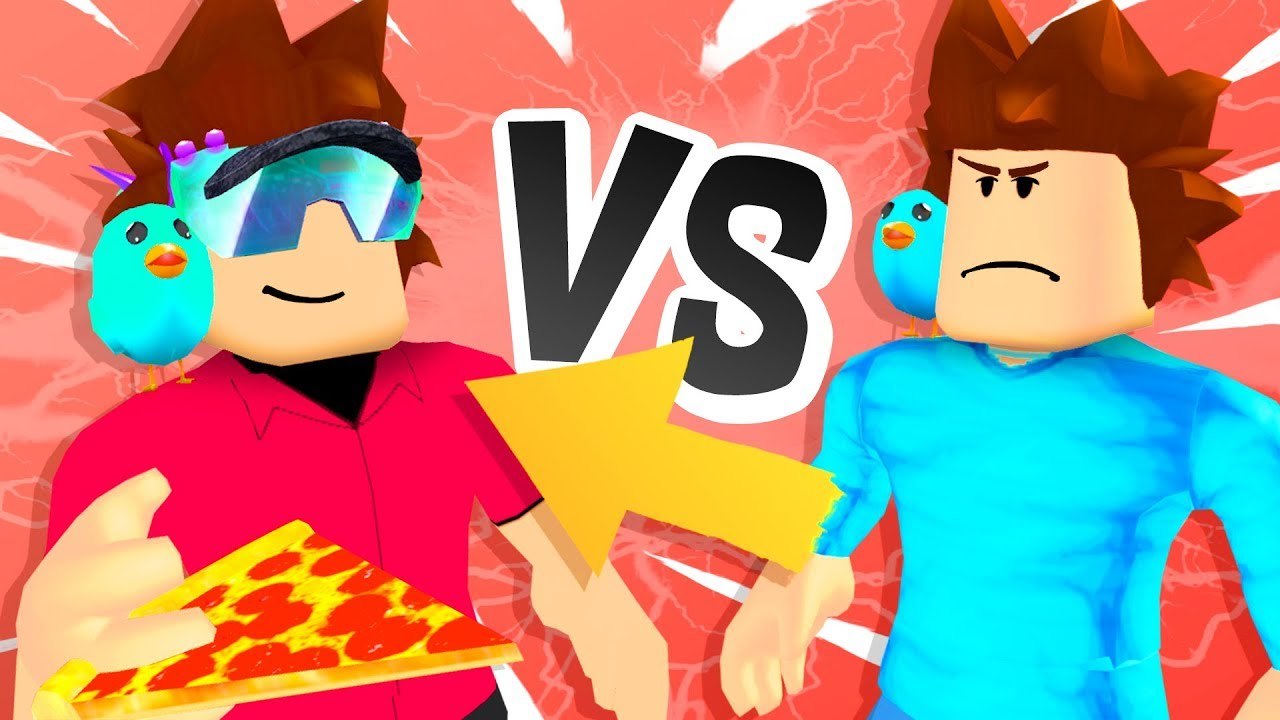 Roblox Pizza Party Vs Admin Commands Youtube
