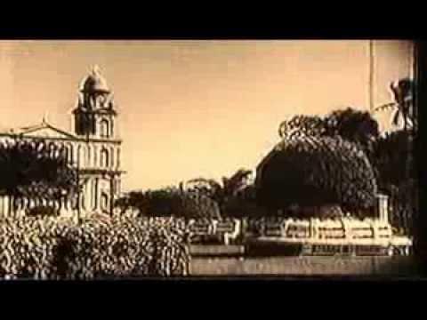 Nicaragua 1940 1950  Recuerdo