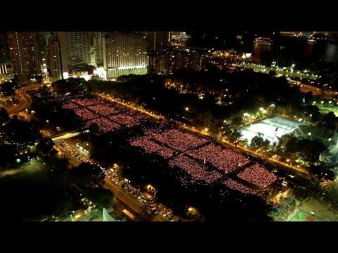 Tiananmen Square vigil denied in Hong Kong