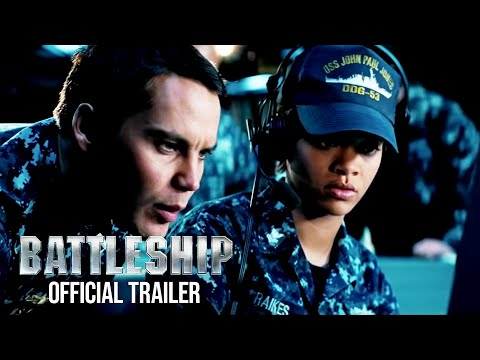 Battleship - Official Global Trailer