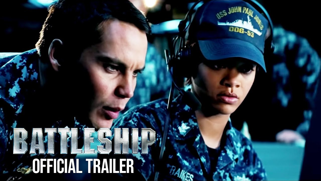 Download Battleship - Official Global Trailer