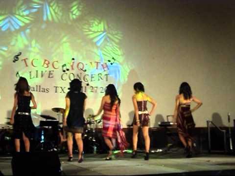 TCBC Sunday School Fashion Show!