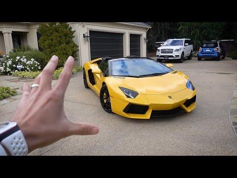 Mi Primer Lamborghini! El Aventador!   Salomondrin