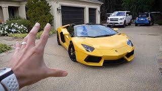 Mi_Primer_Lamborghini!_El_Aventador!_|_Salomondrin