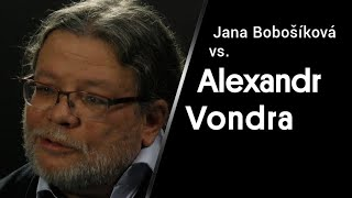 """""""Jaroslav Kubera byl naprosto výjimečný. Nesmírně mě to zasáhlo."""" – říká Alexandr Vondra"""