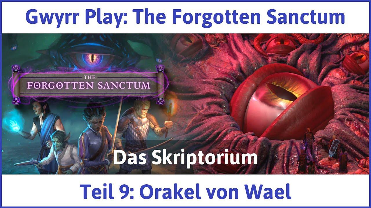 Sanctum Deutsch