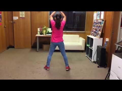 Break the Chain One Billion Rising Dance