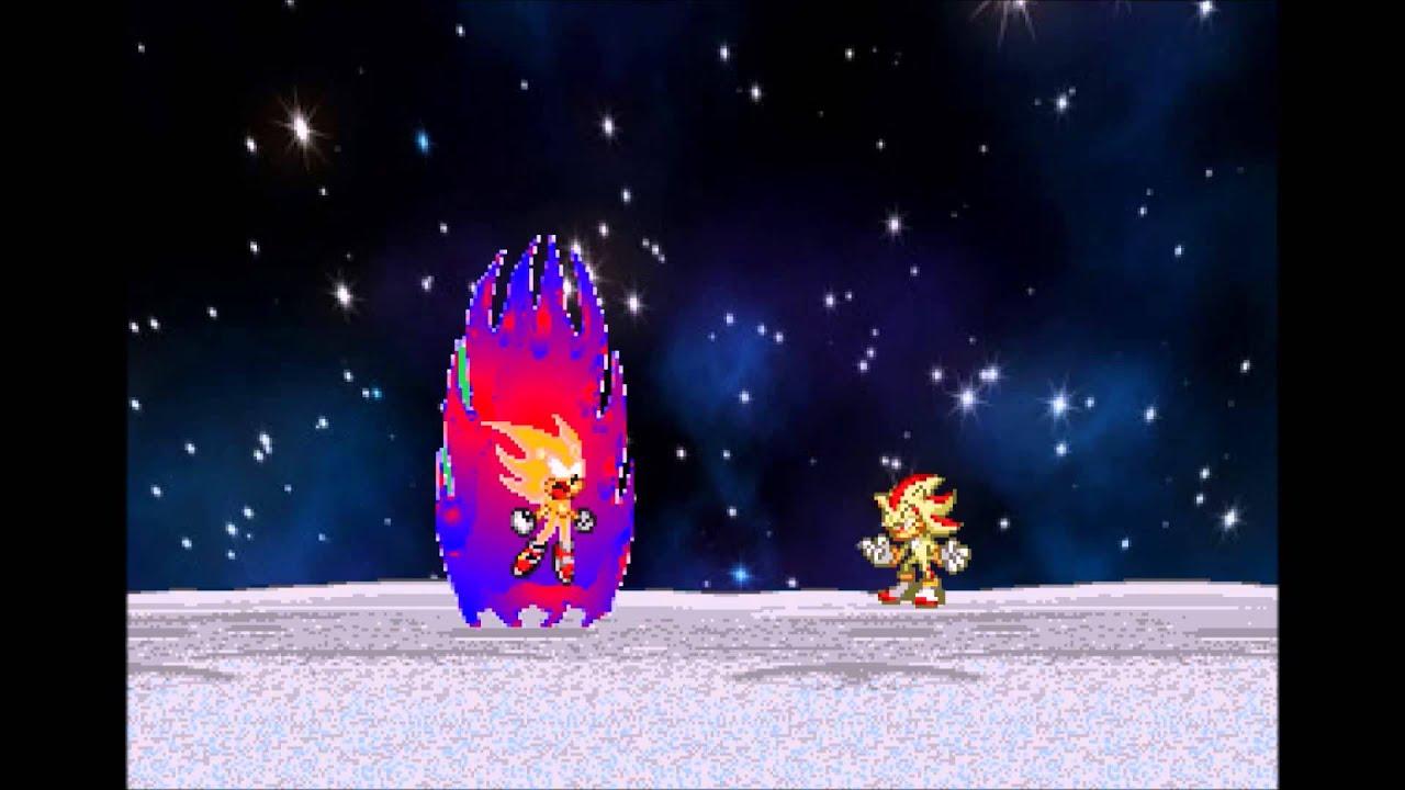 Semi True Hyper Sonic Test - YouTube