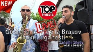 Godici & Toni de la Brasov - Jocuri Tiganesti - LIVE - NOU