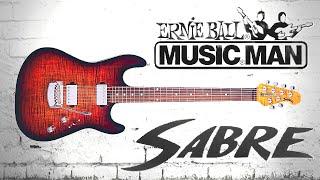 Lightning Fast & Tones For Days | Music Man Sabre Guitar