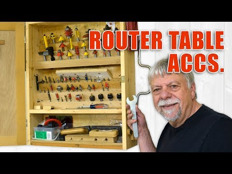 5 Basic Wood Router Table Accessories & Router Jigs