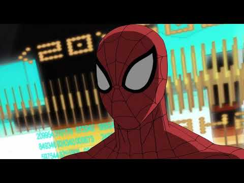 Человек паук мультфильм совершенный человек паук 4 сезон