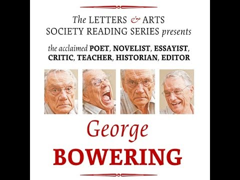 Letters & Arts - George Bowering