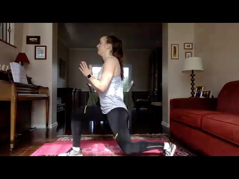 BW Strength Training with Brenna - Full Body - 45 Minutes