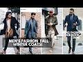Palton de barbati in tinuta   Casual     Moda Imbracaminte   Haine Barbati   Toamna   Lookbook 2018