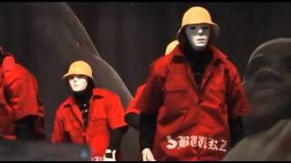 Jabbawockeez at Lebron James More Than a Game Promo NYC Sept 2009 Part 1