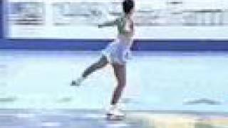 Michelle Kwan Lyra Angelica at 1998 US Nationals