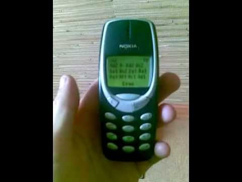 Does Donten on Nokia 3310