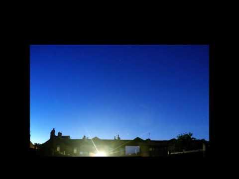 Night Lapse - Burton On Trent