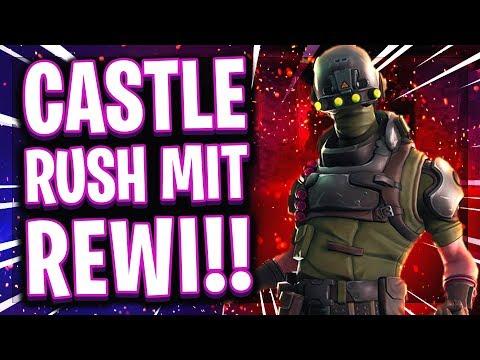 😂🛠WER BAUT DEN BESSEREN PARKOUR?!   Rewi + Trymacs vs Chefstrobel!   Castle Rush am Limit!
