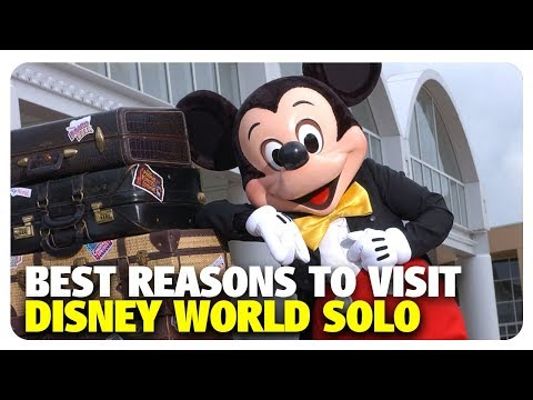 BEST Aspects of a Solo Walt Disney World Vacation | Best and Worst | 10/24/18