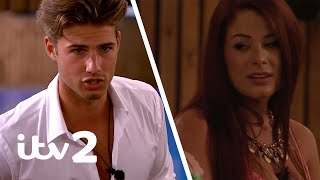Steamy Kitchen Flirt Times | Love Island | ITV2