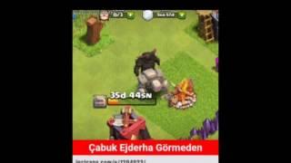 Komik Clash of Clans capsleri