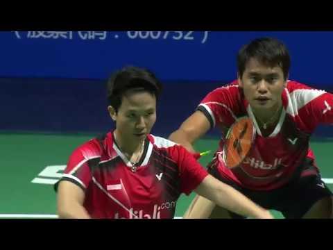 Thaihot China Open 2016 | Badminton F M5-XD | Zhang/Li vs Ahm/Nat