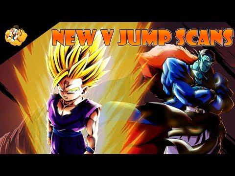 September Vjump Scans Leak Dragon Ball Legends DB DBL DBZ