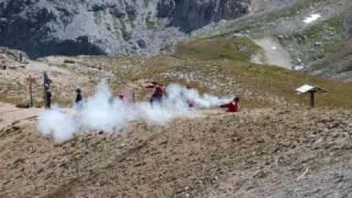 Battle at Colle della Rho 1708-2009