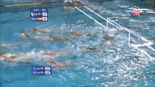Water polo 15 th FINA World Championships Barcelona 2013 WOMEN'S Gold Medal Match Spain vs Australia