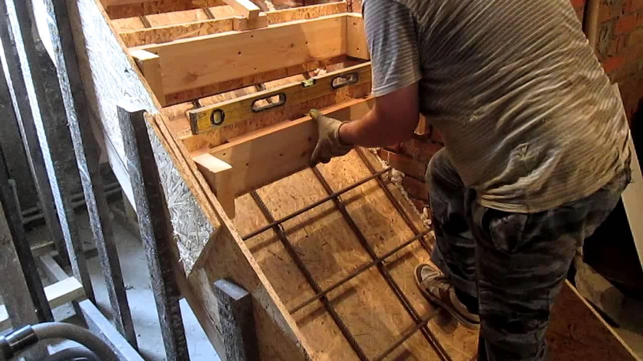 Изготовление лестниц бетона никитское бетон