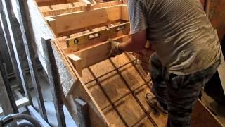 Изготовление бетонной лестницы ,часть 5(заключительный этап изготовления опалубки. подробно расмотрено выставление ступеней и некоторый мелкие..., 2014-07-05T18:36:34.000Z)